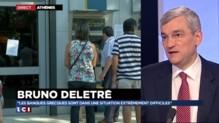 Crise de la dette : les banques grecques sont-elles au bord de l'asphyxie ?