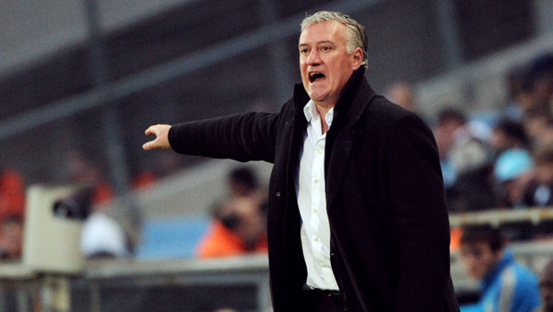 Didier Deschamps le 18 avril 2012.