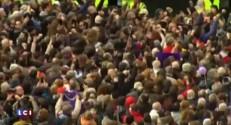 En Espagne, démonstration de force réussie pour Podemos