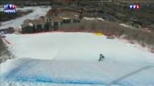 Etats-Unis : Ski freestyle, de la neige aux nuages...