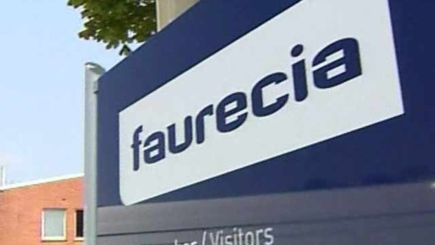 Faurecia industrie logo corruption