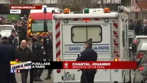 """Fusillade à Charlie Hebdo : """"L'unité nationale doit être totale"""" pour Jouanno"""