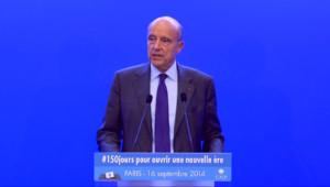Le 20 heures du 16 septembre 2014 : Valls obtient la confiance : UMP, FN, Parti de Gauche%u2026 les r�tions politiques - 1227.677