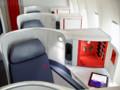 Nouveau siège classe affaire Air France