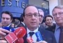 """Soupçons de corruption à la FIFA : Hollande défend """"l'éthique"""" nécessaire dans le football"""