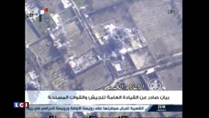 Syrie : un chef rebelle tué dans un raid aérien
