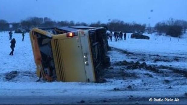 Accident car scolaire Radio Plein Air
