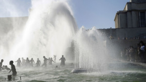 Archives : jet d'eau à Paris