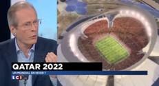"""Coupe du monde au Qatar : la Fifa, """"gigantesque problème permanent"""""""