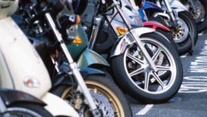 Des motos/Image d'archives