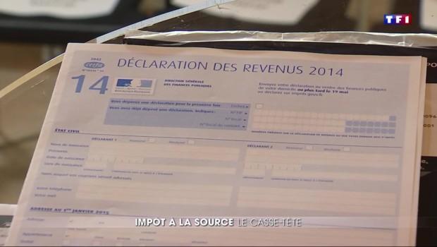 Impôt à la source : le prélèvement bute sur la confidentialité