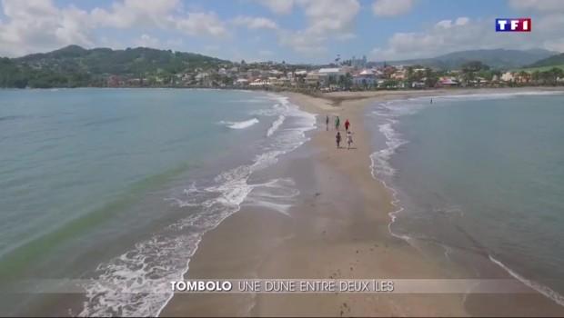 La Martinique observe le Tombolo pour sa sortie annuelle au-dessus des flots