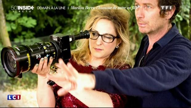 """Marilou Berry réalisatrice : l'interprète de Joséphine """"a ça en elle depuis longtemps"""""""