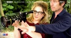 """Marilou Berry réalisatrice : l'interprête de Joséphine """"a ça en elle depuis longtemps"""""""
