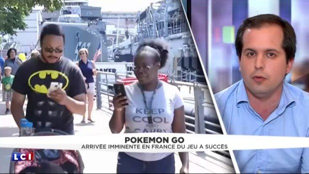 Nintendo, le grand gagnant de Pokémon Go