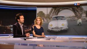 """Romain Duris et Déborah François crèvent l'écran dans """"Populaire"""""""