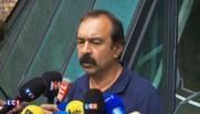 """Siège de la CGT vandalisé : Philippe Martinez """"déterminé à poursuivre le combat"""""""