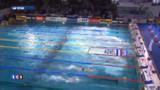 Yannick Agnel champion d'Europe de 400 m nage libre : les images