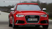 Essai Automoto Audi RS 6 Avant No Limit 2013