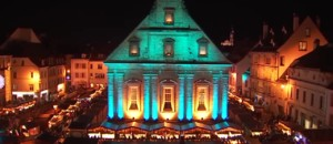 À Montbéliard, la Sainte Lucie réchauffe les cœurs de ses lumières