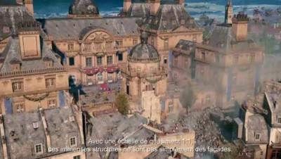 Assassin's Creed Unity : la reconstitution de Paris