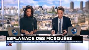 Israël et Jordanie : vers une pacification de l'esplanade des Mosquées