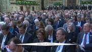 """""""Je rêve d'une Europe..."""", quand le pape transpose le discours de Lutherking au Vieux Continent"""