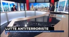 """La France connait """"une extension dans la lutte antiterroriste"""""""