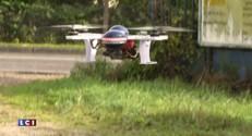Paris : une dizaine de vols de drones constatés cette nuit
