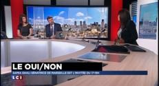 """Samia Ghali (PS) à propos de Stéphane Ravier (FN) : """"Ce n'est pas mon collègue"""""""