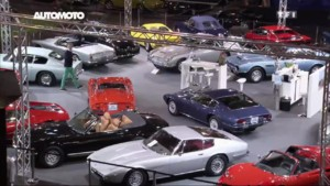 Automoto au Salon Essen Techno Classica le 19 avril 2015