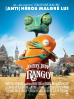 Affiche Rango