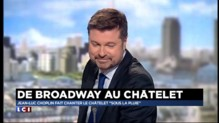 "Broadway s'invite au théâtre du Châtelet avec ""Singing in the rain"""