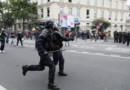 CRS Paris manifestation loi Travail Austerlitz