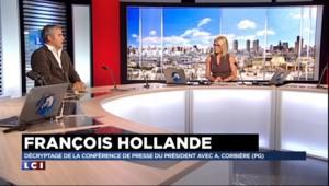 """""""Egal à lui-même"""" et """"monarque électif"""" : le Parti de Gauche flingue la prestation de Hollande"""