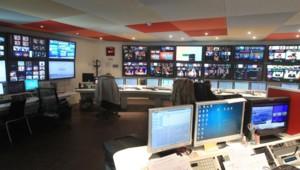 La régie de TV5 Monde