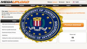 Le FBI a fermé le site Megaupload.