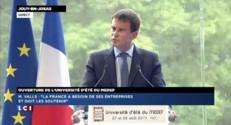 """Manuel Valls : """"Il faut trouver un équilibre entre les engagements des uns et des autres"""""""