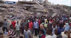 Nigeria : au moins 40 morts dans l'effondrement d'un immeuble à Lagos