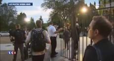 Un homme réussit à s'introduire dans l'enceinte de la Maison Blanche