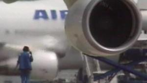 Air France avions avion pilote