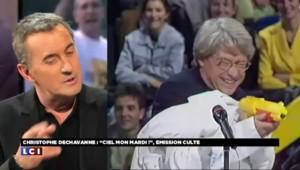 """Christophe Dechavanne raconte l'arrivée de Michel Field dans """"Ciel mon mardi !"""""""