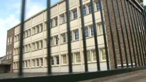 Cour d'école vide