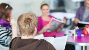 Des élèves en train d'étudier (Image d'illustration)