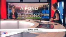 Euro 2016 : Franck Leboeuf croit en la victoire de la Belgique