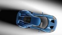 Ford GT, super sportive à moteur V6 arrière 600 chevaux lancé courant 2016