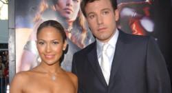 Jennifer Lopez et Ben Affleck à l'avant-première de Daredevil en 2006