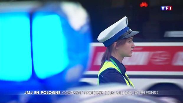 JMJ : Cracovie accueille 1,5 million de fidèles sous haute sécurité
