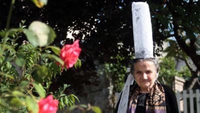Maria Lambour, célèbre bigoudène, s'est éteinte à l'âge de 103 ans