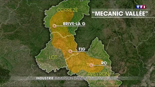 Mecanic Vallée : le succès d'un eldorado industriel à cheval sur 3 départements